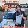 Well done Rhys! Spaces now available.
